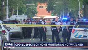 Suspects on home monitoring not being watched, Chicago police say