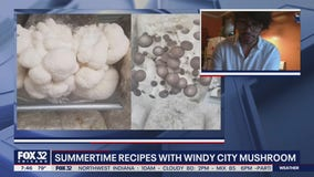 Delicious summertime recipes with Windy City Mushroom