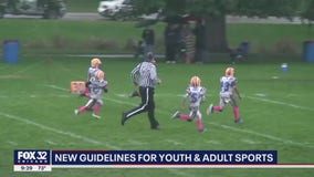 Pritzker announces new guidelines for youth and adult sports in Illinois