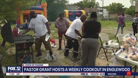 Xperience Church's weekly cookouts foster community in divisive times