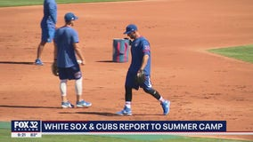 Cubs, White Sox fans excited as teams begin workouts for shortened season