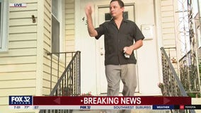 Alderman says home vandalized, arson attempted in overnight attack