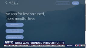 Chicago-based Chill Anywhere app helps people find peace of mind