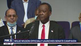 Willie Wilson to make a run for Dick Durbin's Senate seat