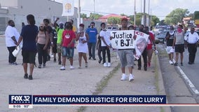 Family, friends of man who died in Joliet police custody want Illinois AG to investigate