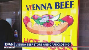 Vienna Beef Factory Store and Cafe on North Side permanently closing