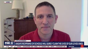 CTU president: Chicago Public Schools needs to clarify reopening plan