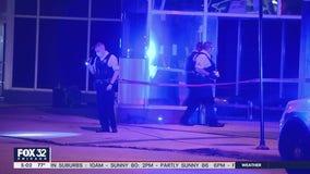 Man stabbed outside Swissotel in the Loop