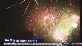 Hazards of fireworks heading into Fourth of July weekend