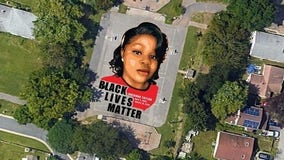 Large mural of Breonna Taylor to be painted in Annapolis