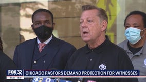 Chicago pastors demand protection for those who turn in killers: 'They're afraid'