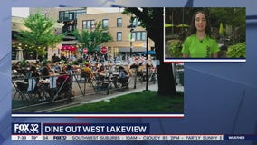 Dine Out West Lakeview creates space for restaurants, community to thrive