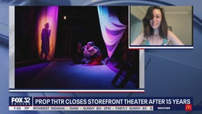 Prop Thtr closing its doors after 15 years due to COVID-19