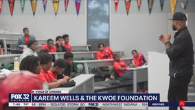 K.W.O.E. Foundation looks to instill hope and resolve in today's youth