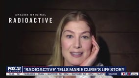'Radioactive' bringing Marie Curie's life story to Amazon