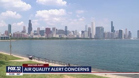 Dangerous smog over Chicago creates looming health threat