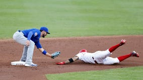 Chicago Cubs turn first triple play since '97, but one part is questionable