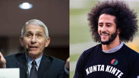 Colin Kaepernick, Dr. Fauci to receive Robert F. Kennedy Ripple of Hope Award