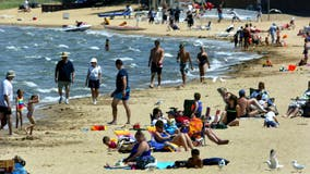 Illinois officials: Beach crowds makes it hard to social distance