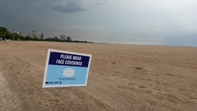 'It's called a pandemic, people': Lightfoot warns of shutting down lakefront