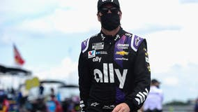 Jimmie Johnson 1st NASCAR driver to test positive for coronavirus
