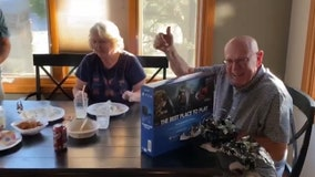 'I love it!': 80-year-old gamer receives PS4 as birthday gift from his children