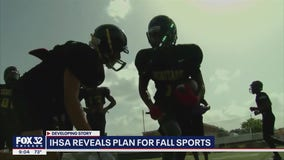 IHSA releases revised sports plan, moving football, other sports to spring