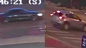 Police seek cars wanted in shooting that wounded woman, 2 girls at 79th Street Red Line stop