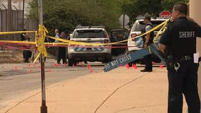 Carjacking suspect shoots 3 Chicago cops who then shot him, police say