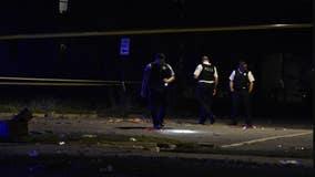 Woman killed, 5 men hurt in Lawndale shooting