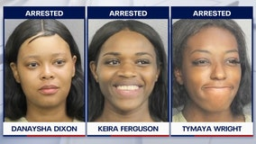 3 women attacked airline workers over flight delay at Fort Lauderdale airport, deputies say