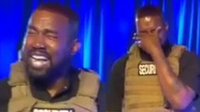 'I almost killed my daughter': Kanye West breaks down during abortion monologue at SC campaign event