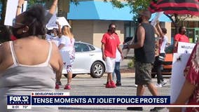 2 arrested at peaceful protest honoring man who died in Joliet police custody