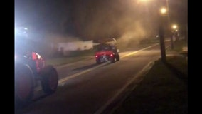 Florida man mists hydrogen peroxide over Wauchula streets to combat COVID-19