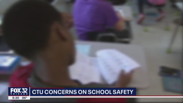 CTU voices concerns over school safety heading into fall