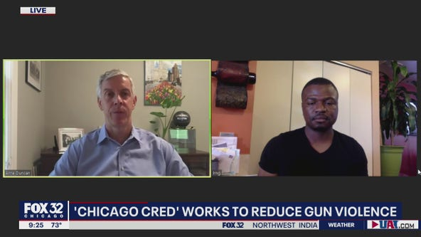 Former Secretary of Education working to help at-risk men in Chicago: Part 2