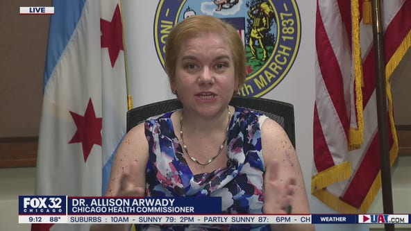 Dr. Arwady on the necessity of Chicago's quarantine order for travelers