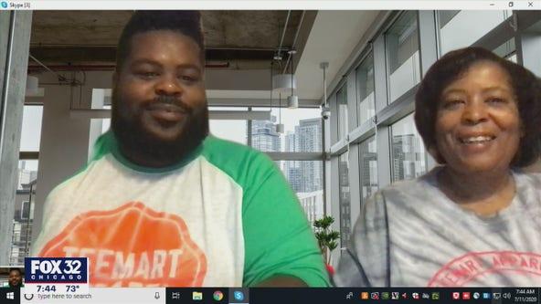 Rogers Park shirt shop channels energy through social justice message