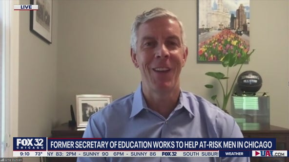 Former Secretary of Education working to help at-risk men in Chicago: Part 1