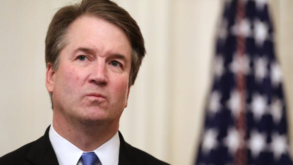Justice Kavanaugh denies emergency request from Illinois GOP groups seeking to hold large rallies