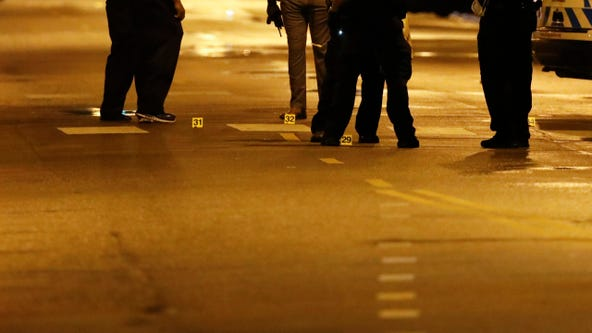 2 killed, 13 wounded in shootings Tuesday in Chicago
