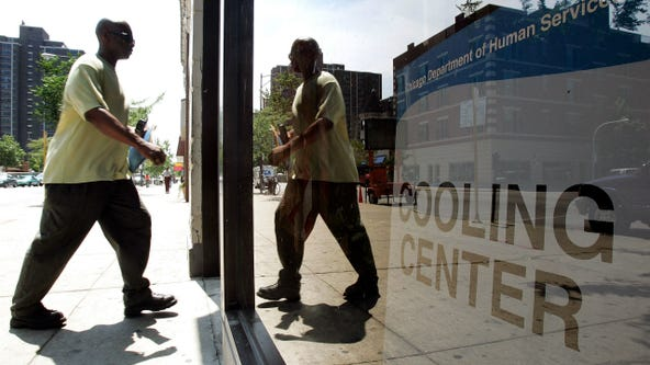 Chicago reopens cooling centers in anticipation of extreme weekend heat
