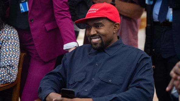 Kanye West files statement of candidacy with FEC for 2020 presidential election