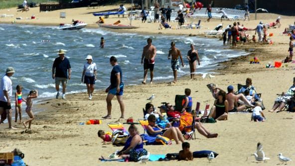 Two children drown in Lake Michigan, and a third is in critical condition