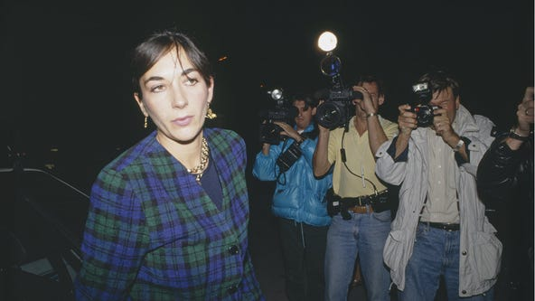 Feds feared Epstein confidante Ghislaine Maxwell might kill herself, AP source says
