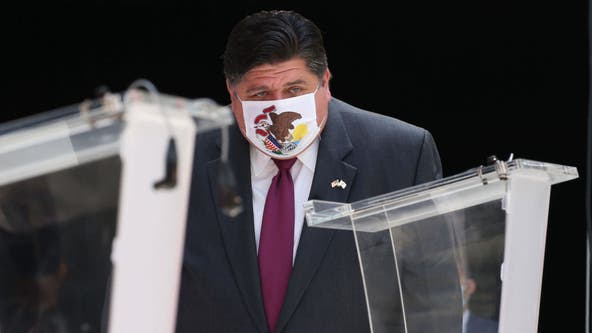 Gov. Pritzker announces additional COVID-19 mitigation efforts for Region 1