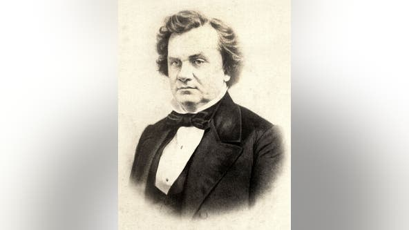 Speaker Madigan calls for removal of Stephen Douglas imagery from Capitol