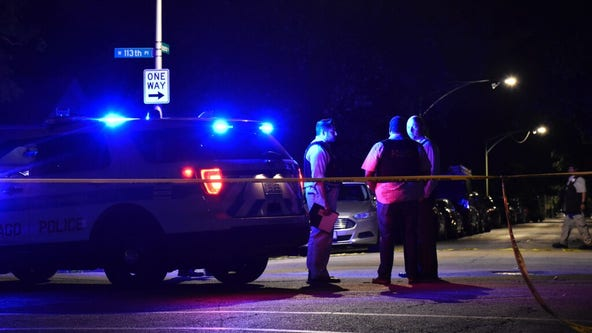 4 shot, 1 fatally, in Chicago so far this weekend