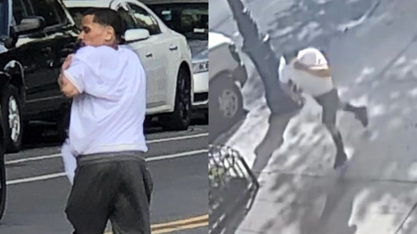 Man slashes 2-year-old boy in the face near Morningside Park
