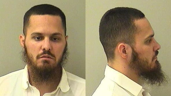 Aurora man charged with having shank in Kane County Jail